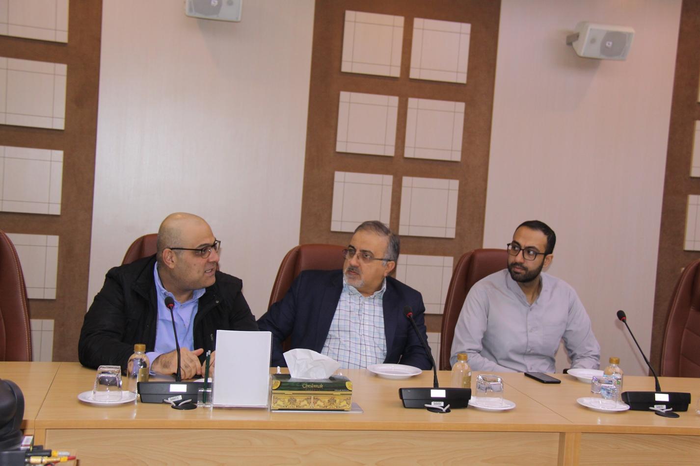تفاهم نامه انجمن بلاکچین ایران 2